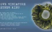Četrtkove miniature v letnem kinu ob Škalskem jezeru