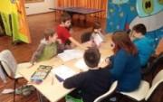 POMOČ PRI UČENJU IN ŠOLSKIH DEJAVNOSTIH; ANGLEŠKI KOTIČEK in ŠPORTNO RAJANJE