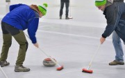 Dan CURLINGA in CURLING turnir