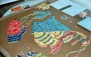 Rožnati mozaik – gradnja pisanega igraladelavnica za otroke