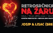 Retrosrčnica na žaru in koncert Josip A Lisac