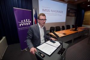 Razpis: MSS nagrada za diplomsko in magistrsko delo