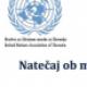 Razpis ob dnevu človekovih pravic na temo medkulturnega dialoga