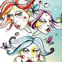 Predstavitev knjige Sama si si kriva: Literarno – umetniško - glasbeni bazar