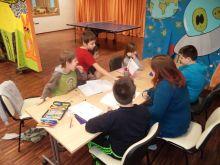 POMOČ PRI UČENJU IN ŠOLSKIH DEJAVNOSTIH; INTERAKTIVNA - MULTIMEDIJSKA in USTVARJALNA DELAVNICA