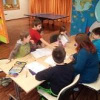POMOČ PRI UČENJU IN ŠOLSKIH DEJAVNOSTIH
