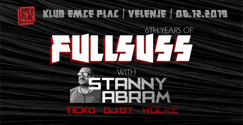FullSusS: Stanny Abram, Ticko, GT, Wolke