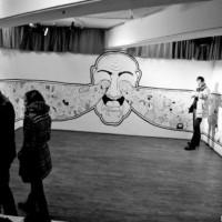 Odprtje razstave Katje Lovrenčič :Didgistracije