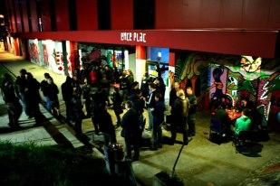 Park spet dogaja: Hangout