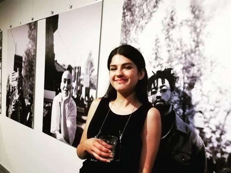 Odprtje razstave Laure Ikić: »Kir treš«