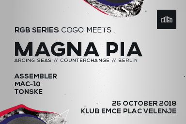 RGB Series: Cogo meets Magna Pia