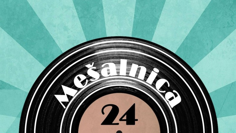 ODPOVEDANO: Mešalnica24: Open Decks Night