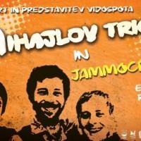 Mihajlov trio – predstavitev plošče in Jammocrats