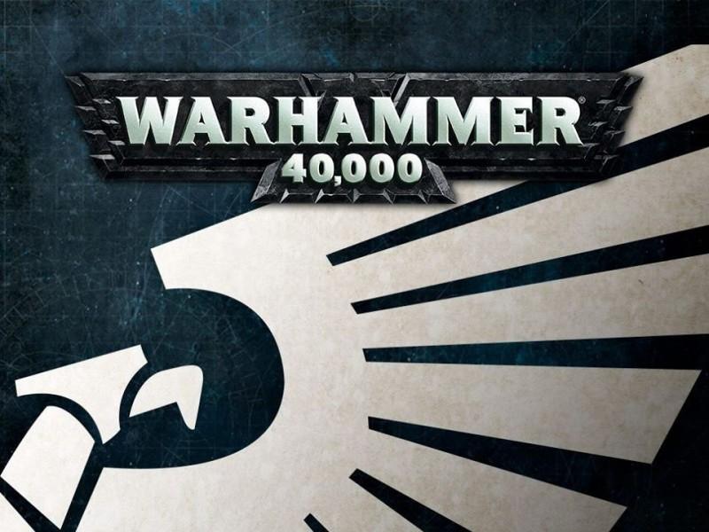 Barvanje WARHAMMER 40k MINIATUR