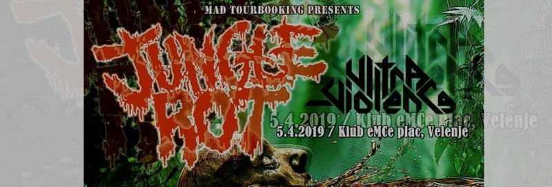 Jungle Rot (ZDA), Ultra-Violence (ITA)